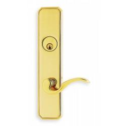 Omnia 11568 Lever Mortise Locksets
