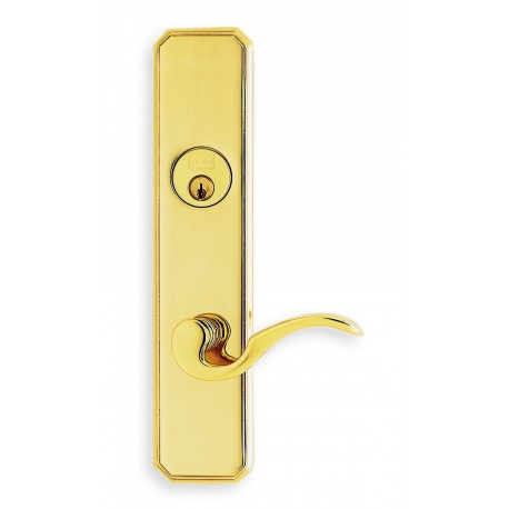 Omnia 11568 SD US3 Lever Mortise Locksets