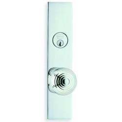 """Omnia D12415 Deadbolt Locksets 2-3/8"""" Diameter Knob"""