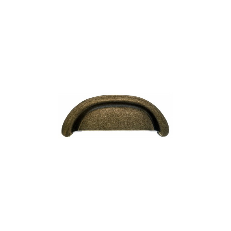 Top Knobs Aspen Cup Cabinet Pull 3 Quot
