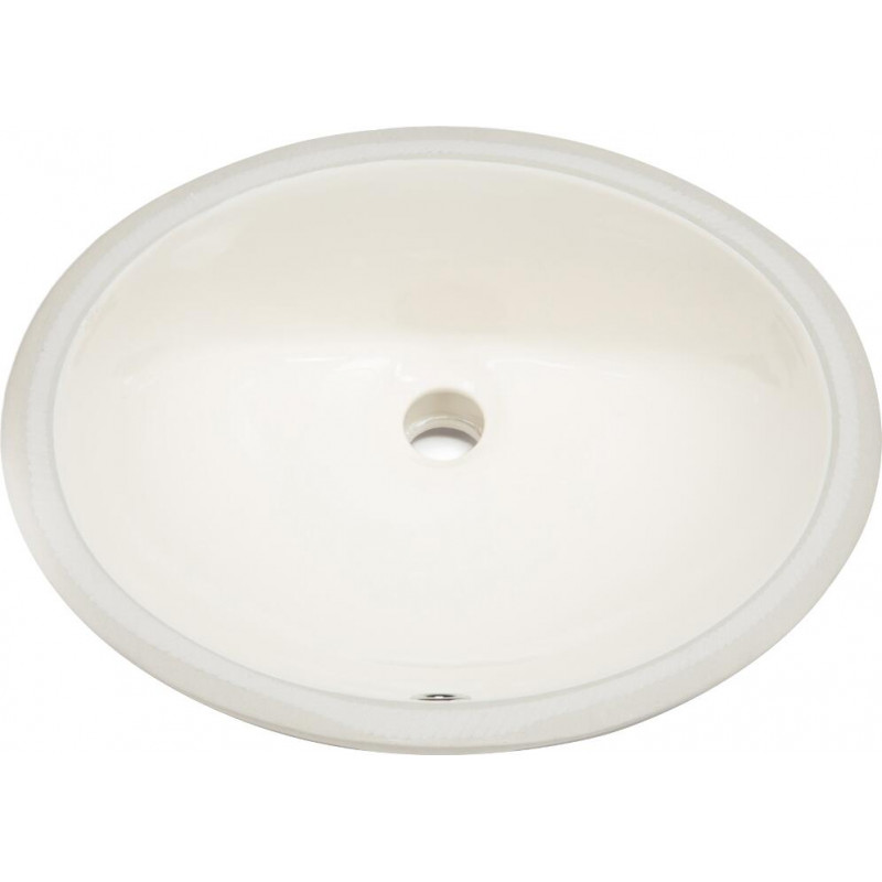 American Imaginations Ai 22712 19 75 In W Oval Undermount