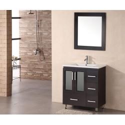 "Design Element Stanton 32"" Single Sink Vanity Set"