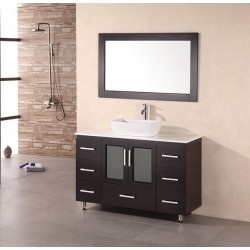 "Design Element Stanton 48"" Single Sink Vanity Set"