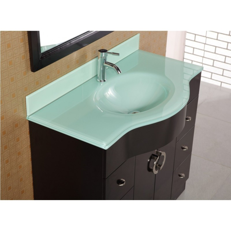 Design Elements Aria 40 Quot Single Sink Vanity Set Dec061