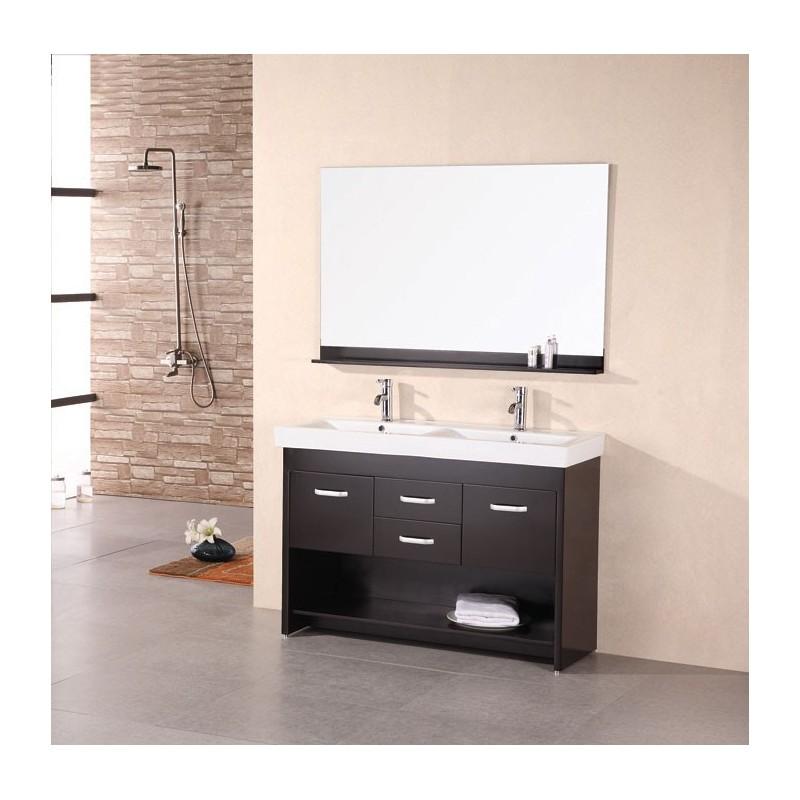 Design Elements Citrus 48 Double Sink Vanity Set Dec074