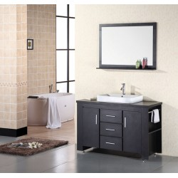 Design Element Washington Single Sink Vanity Set