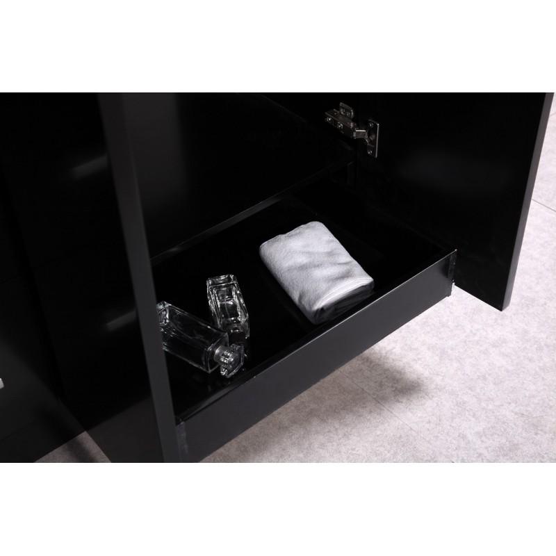 Design Elements Cosmo 60 Quot Double Sink Vanity Set Dec305