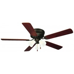 "Design House 153411 Millbridge 52"" Hugger Ceiling Fans"