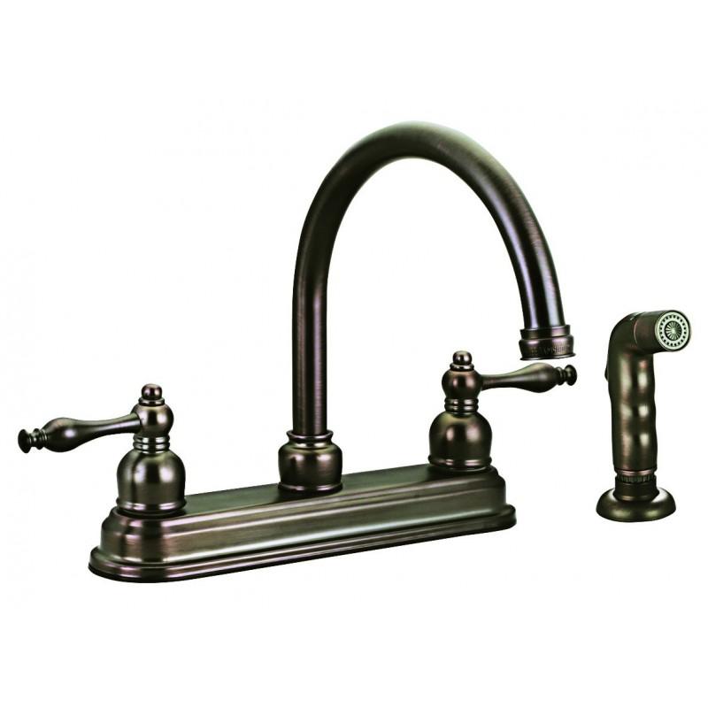 Design House 545343 Saratoga Kitchen Faucets