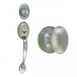 Design House 740928 Coventry Egg Entry Handlesets