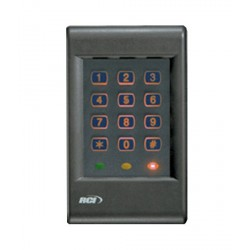 RCI 9325 Illuminated Stand Alone Keypads