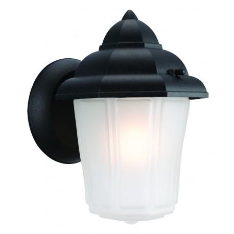 White Design House 507483 Maple Street 1 Light Indoor//Outdoor Wall Light