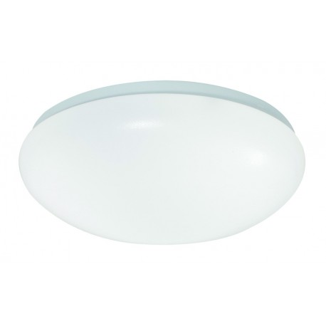 Design House 517276 Fluorescent Round Cloud with White Acrylic ...