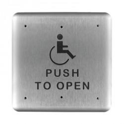 "RCI 946 Series Push Plates 6"""