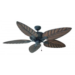 "Design House 154104 Martinique 52"" Oil Rubbed Bronze Ceiling Fan"