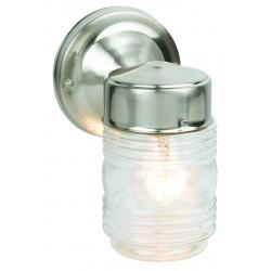 Design House 507806 Jelly Jar Outdoor Downlight