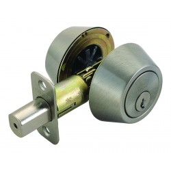 Design House DeadBolt Double Cylinder KA4 BX