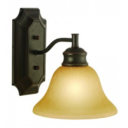 Design House Bristol 1 Light Wall Mount