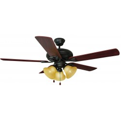 "Design House Bristol 154013 52"" Ceiling Fan"