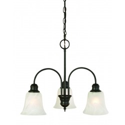 Design House Ridgeway Collection 3 Light Chandelier