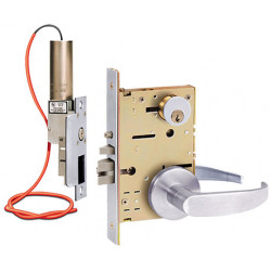 SDC Z7500 HiTower Electrical Frame Actuator Controlled Lockset