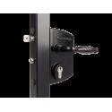 Locinox LAKQ U2 Standard Lock for Swing Gates