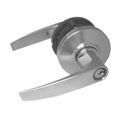 Schlage AL85PD Omega Faculty Restroom Lever
