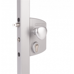Locinox LEKQ U4 Electric Lock - Fail Open for Swing Gates