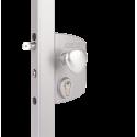 Locinox LEKQ U4 Electric Lock - Fail Open for Swing Gates