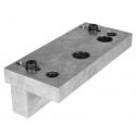 Locinox 3970USA Drilling Jig for Swing Gate Locks