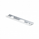 Locinox Adapter Plates for Round Profiles and Chain Link Tension Bar for Swing Gates