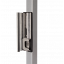 Locinox SHKL QF Security Keep and Gate Stop for Swing Gate Locks