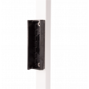 Locinox SMKL QF Polyamide Garden Gate Keep for Swing Gate Locks