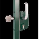 Locinox LSKZ U2 Sliding Gate Manual Lock