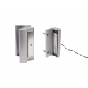 Locinox MAG Electro Magnetic Lock with Integrated Handles