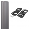 Locinox N-LINE-MAG-2500 Aluminum Finishing Profile