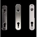 Locinox 3020-HYB Cover Shield for Mortise Locks