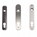 Locinox 3020-HYB Cover Shield for Mortise Locks