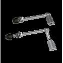 Locinox GAM12 Stainless Steel J-bolt