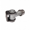 Locinox G90 Hot-dip Galvanized Hinge