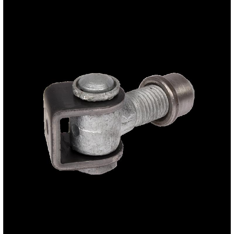 Locinox G90 Hot Dip Galvanized Hinge