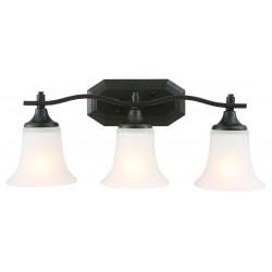Design House 515908 Juneau 3-Light Vanity Light