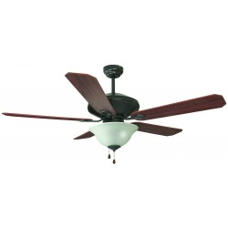Design House 154062 Juneau Ceiling Fan, 52-Inch
