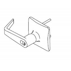 Falcon RU Series Lever Stop Plate