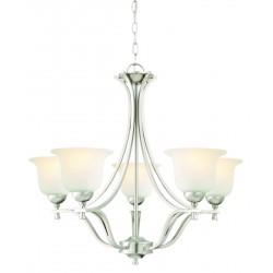 Design House 515544 Ironwood ES 5-Light Chandelier