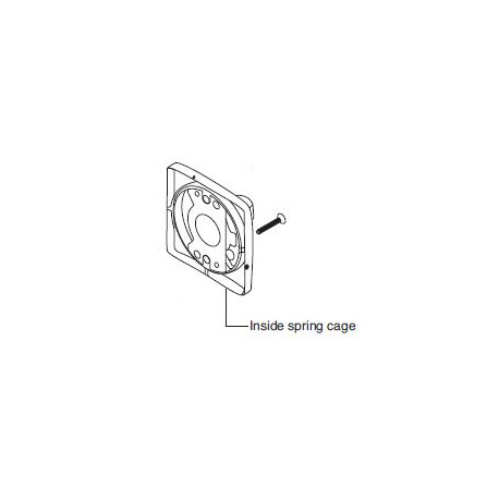 Falcon Ru Series Ru Lock Spring Cage Kit For All Functions Except