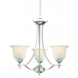 Design House 515536 Ironwood ES 3-Light Chandelier