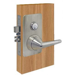 Cal-Royal LG Series Grade 1 Mortise Lockset (LGE)