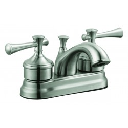 Design House 524546 Ironwood 4-Inch Lavatory Faucet