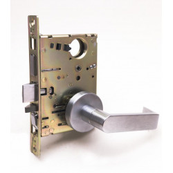 Cal-Royal NM Series Heavy Duty, Grade 1 Sectional Trim Mortise Lockset